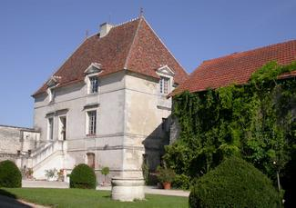 Claude Buessau built this XVIth century house